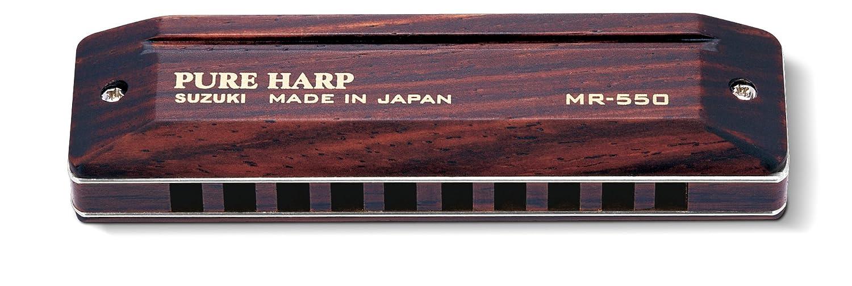 Suzuki Pure Harp - Armónica con afinación en la: Amazon.es ...