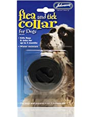 Johnsons Flea and Tick Collar for Dogs (2 Collars)