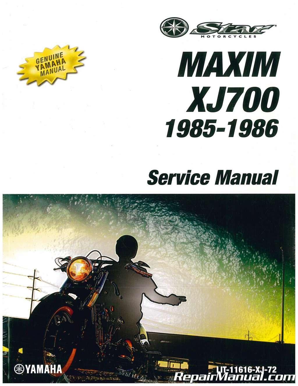Lit 11616 xj 72 1985 1986 yamaha xj700 maxim motorcycle service lit 11616 xj 72 1985 1986 yamaha xj700 maxim motorcycle service manual manufacturer amazon books fandeluxe Choice Image