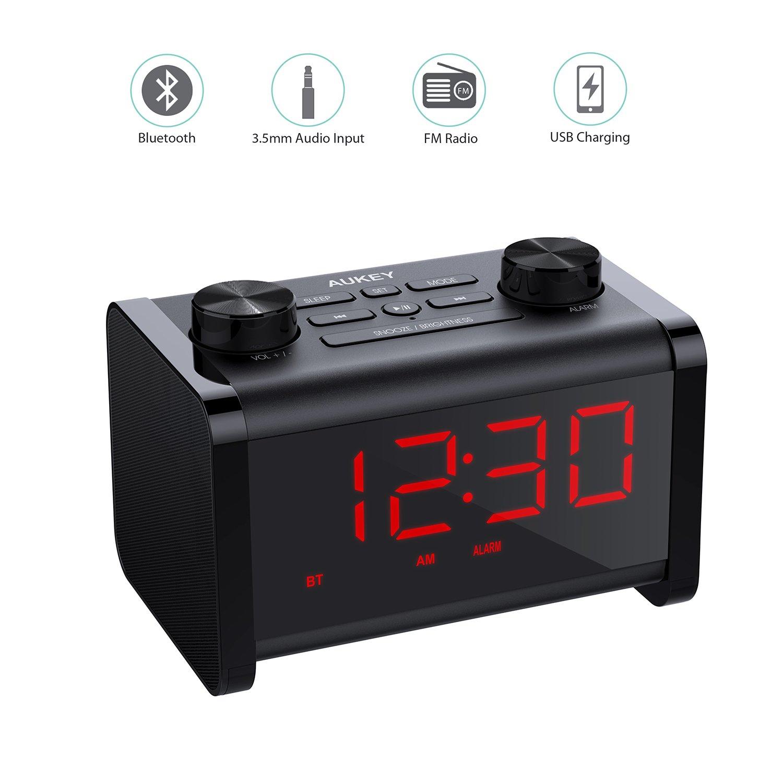 Bluetooth Lautsprecher mit FM Radio / Bild: Amazon.de