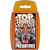 Top Trumps Deadliest Predators Card Game