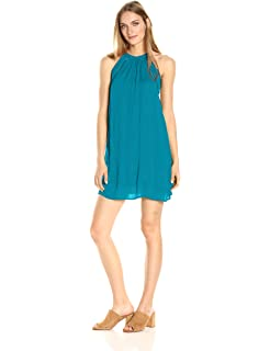 Olive /& Oak Womens Lasercut Detail Dress