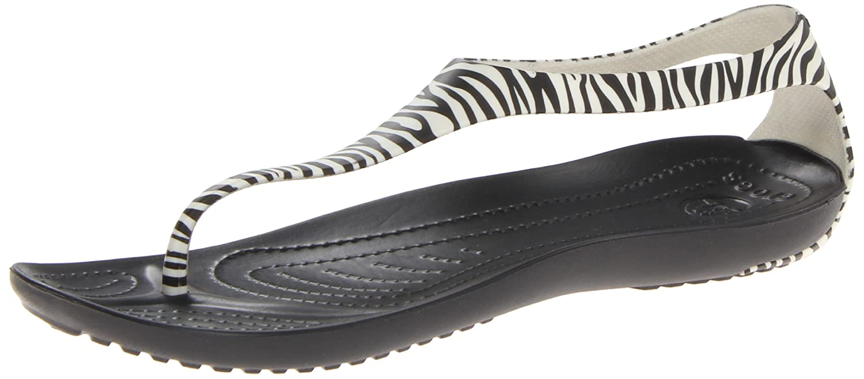 05817928af517e Crocs Sexi Wild Flip W