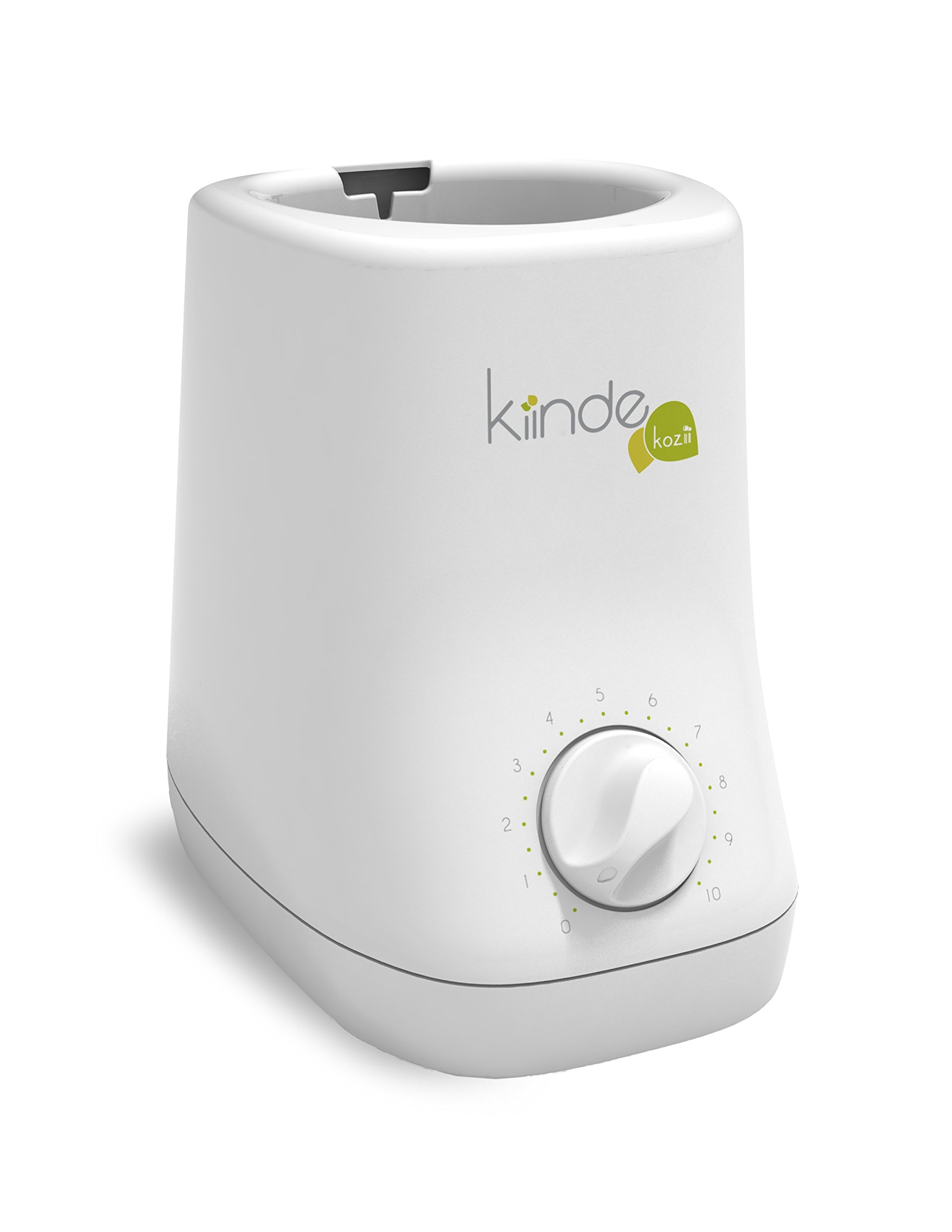 'Kiinde Kozii Bottle Warmer and Breast Milk Warmer' from the web at 'https://images-na.ssl-images-amazon.com/images/I/71-h49CoVNL.jpg'