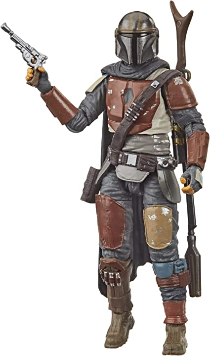 """Kenner Star Wars The Mandalorian Action Figure 3.75"""" HASBRO Vintage Collection"""