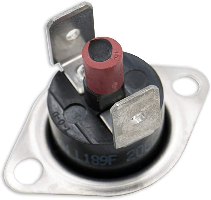 Supplying Demand WD01X10567 Dishwasher Thermostat Compatible With GE Fits AP5646446 PS5135665