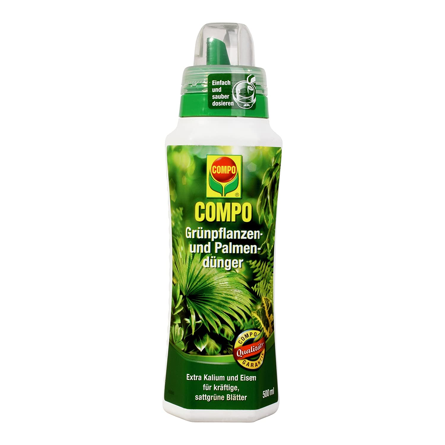 Compo 1444112Green Plant Food 1Litre
