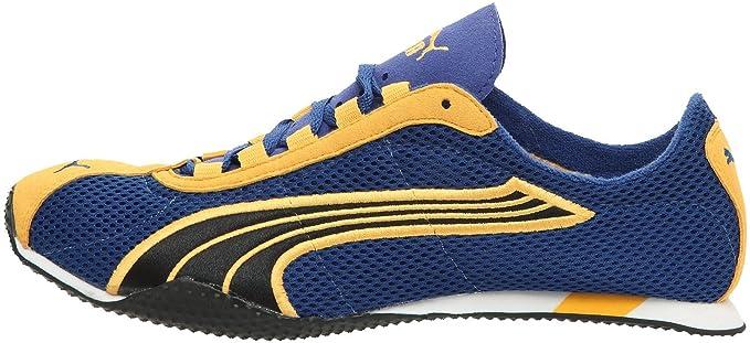 2011 H 185372 Bleu Chaussures Street Puma 1 Homme doBrCxe