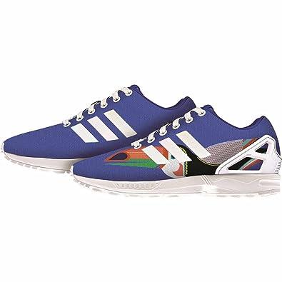 Adidas Zx Flux W S75697 - Unisex Schuhe (42 2/3)