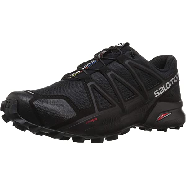 Salomon Speedcross 4, Zapatillas de Trail Running para Hombre: Amazon.es: Zapatos y complementos
