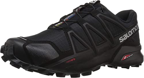 SALOMON Speedcross 4, Zapatillas de Trail Running Hombre: MainApps: Amazon.es: Zapatos y complementos