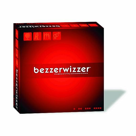Mattel Games V9913 Bezzerwizzer, Familienspiel und Quiz geeignet für 2 - 4 Spieler, Spieldauer ca. 30 - 60 Minuten, ab 16 Jah