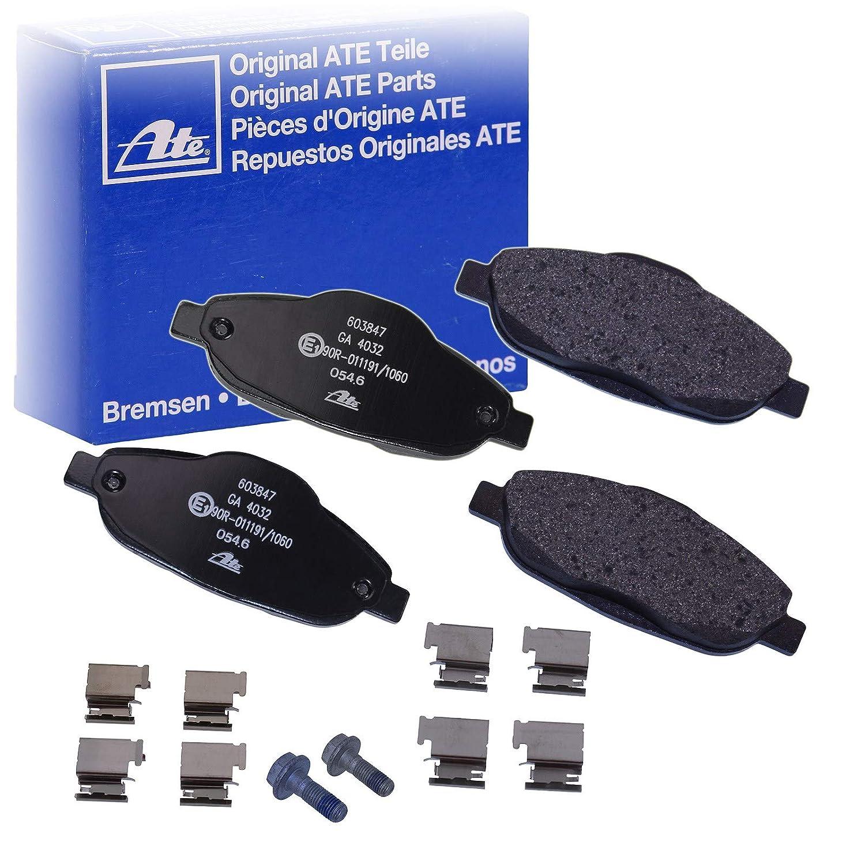 ATE 13.0460-3826.2 Bremsbeläge Bremsbelagsatz für FIAT