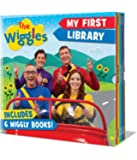 The Wiggles: My First Library: Includes 6 Wiggly Books