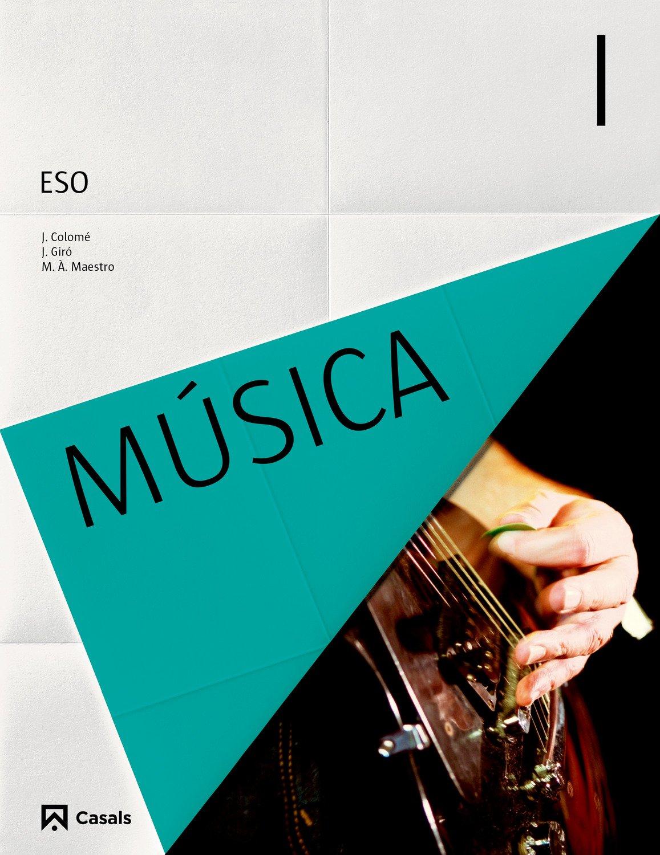 Música I ESO (2015) - 9788421854693: Amazon.es: VV.AA.: Libros