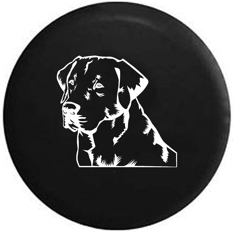Lab Labrador Retriever Factory outlet Gun Dog Lover Cover K9 Spare Tire Under blast sales Fits: