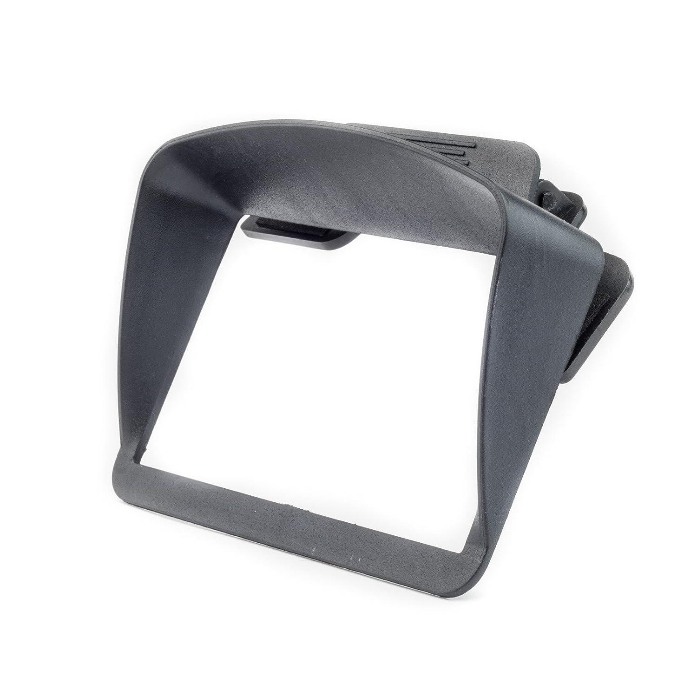 Sunshade Anti Reflection Visor for Garmin Drive Drivesmart Driveassist 52 51 50 Driveluxe 52 52LMT-S 51LMT-S 50 40 Dezl Nuvi Tomtom Via 1425M 1525M 1525TM Go 52 520 5200 Trucker 550 5 GPS Sun Shade