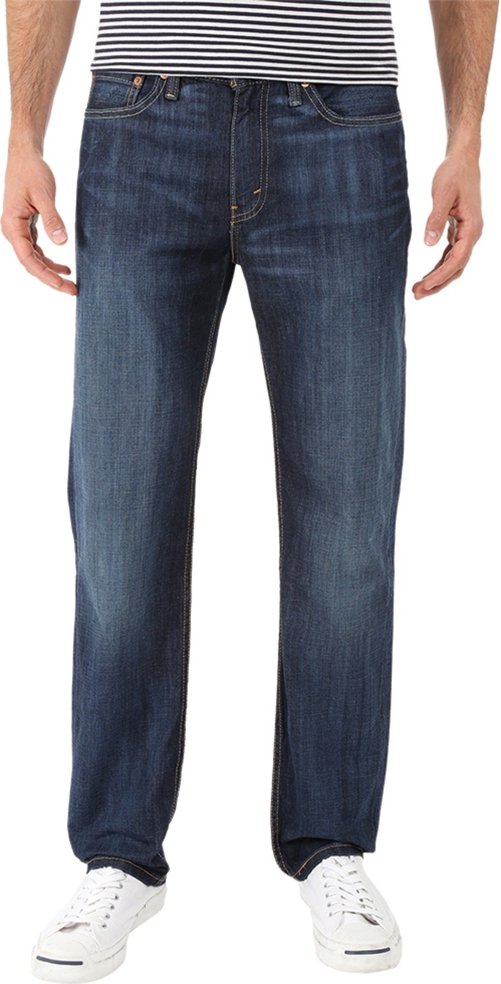 Levi's Men's 514 Straight fit Stretch Jean, Shoestring, 36x32