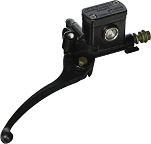 Hydraulic Brake Lever Master Cylinder - Premium Right Side Lever 7/8 Inch 8mm Mirror Hole - Perfect for 50cc, 125cc, 150cc, 250cc, GY6, Scooter, Moped, ATV, Quad - Easy Installation - Precision Auto