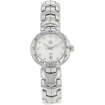 e604e119d21 Tag Heuer Link Montre de Femme Diamant Quartz Suisse 29 mm Wat1411. Ba0954