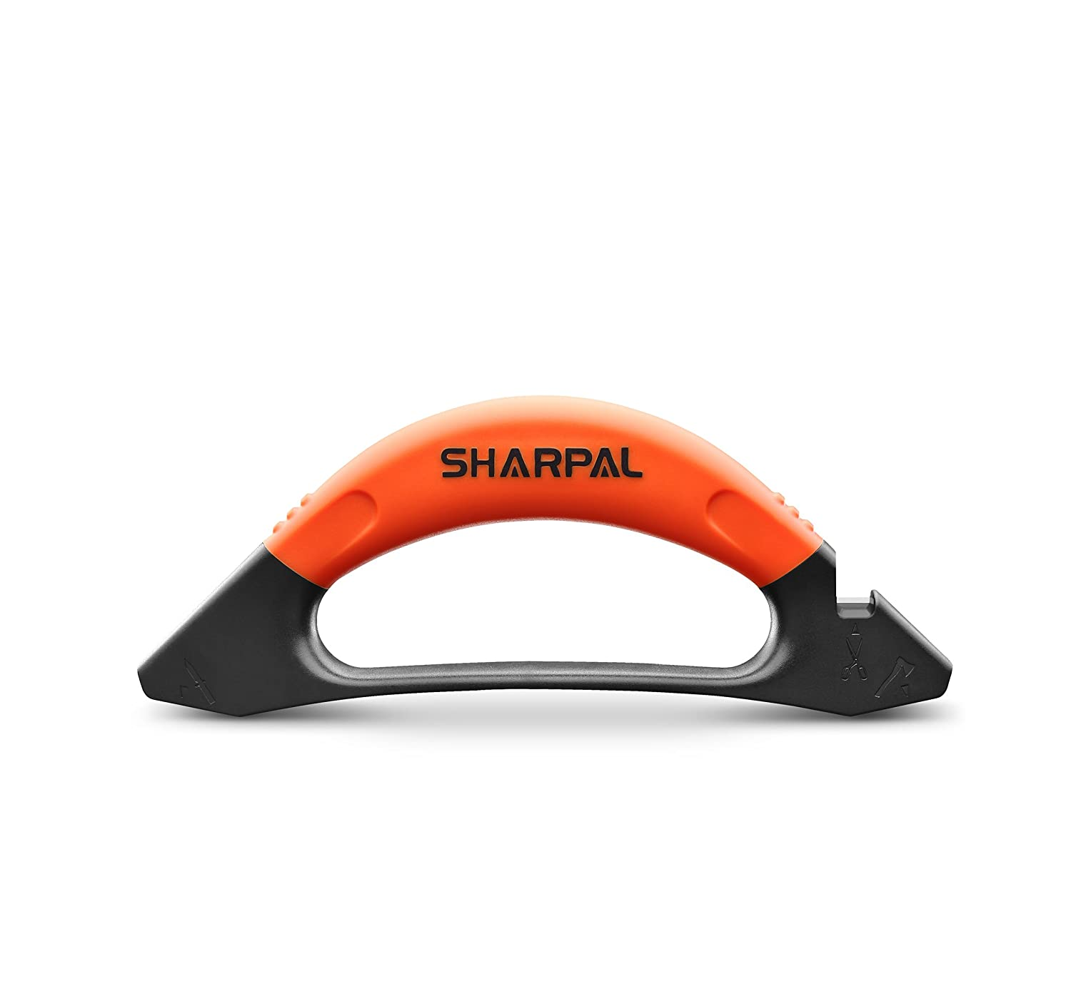SHARPAL 112N 3-in-1 Professional Knife, Axe & Scissors Garden Tool Sharpener