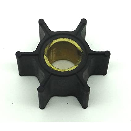 Water Pump Impeller 386084 for Johnson Evinrude Outboard Engine Motor Part