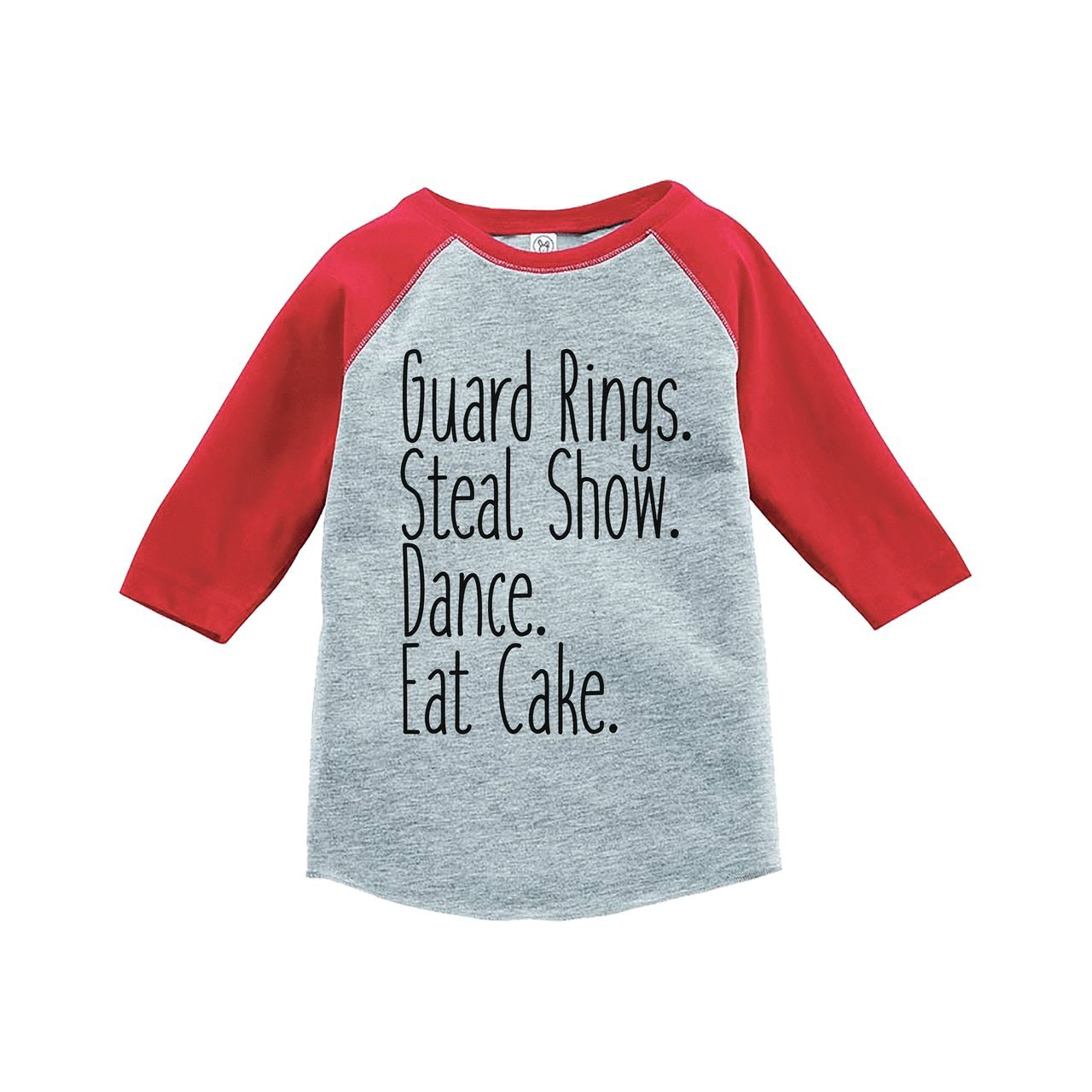 Custom Party Shop Youth Boy's Funny Ring Bearer Wedding Red Raglan Small
