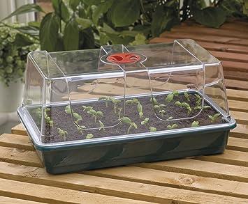 Garland Mini serre pour semis robuste Grande et haute: Amazon.fr: Jardin