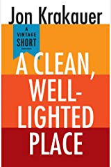 A Clean, Well-Lighted Place (A Vintage Short) Kindle Edition