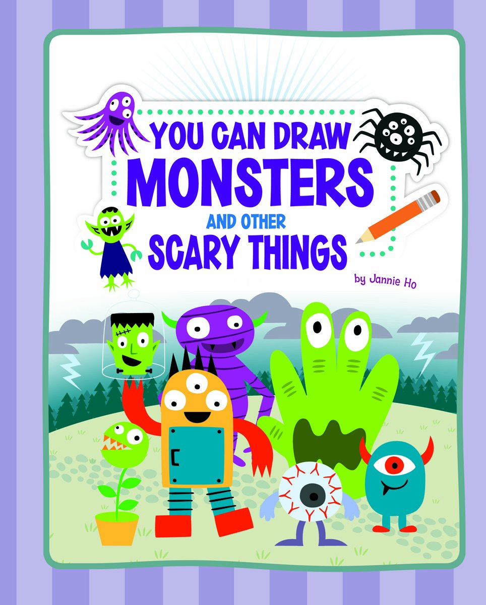 You Can Draw Monsters and Other Scary Things pdf epub