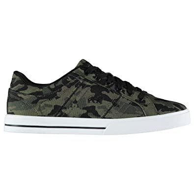 ea2afae8eab0b9 Lonsdale Mens Latimer Trainers Low Lace Up Padded Ankle Collar Tongue Camo  UK 7 (41)  Amazon.co.uk  Shoes   Bags