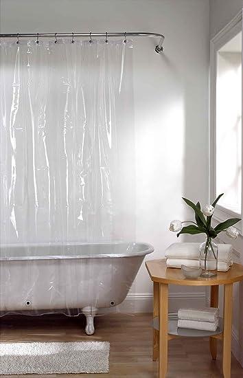 Amazon.com: PEVA Shower Curtain Liner 70