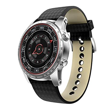 ZLOPV Pulsera Smart Watch Android 5.1 MTK6580 Bluetooth 3G ...