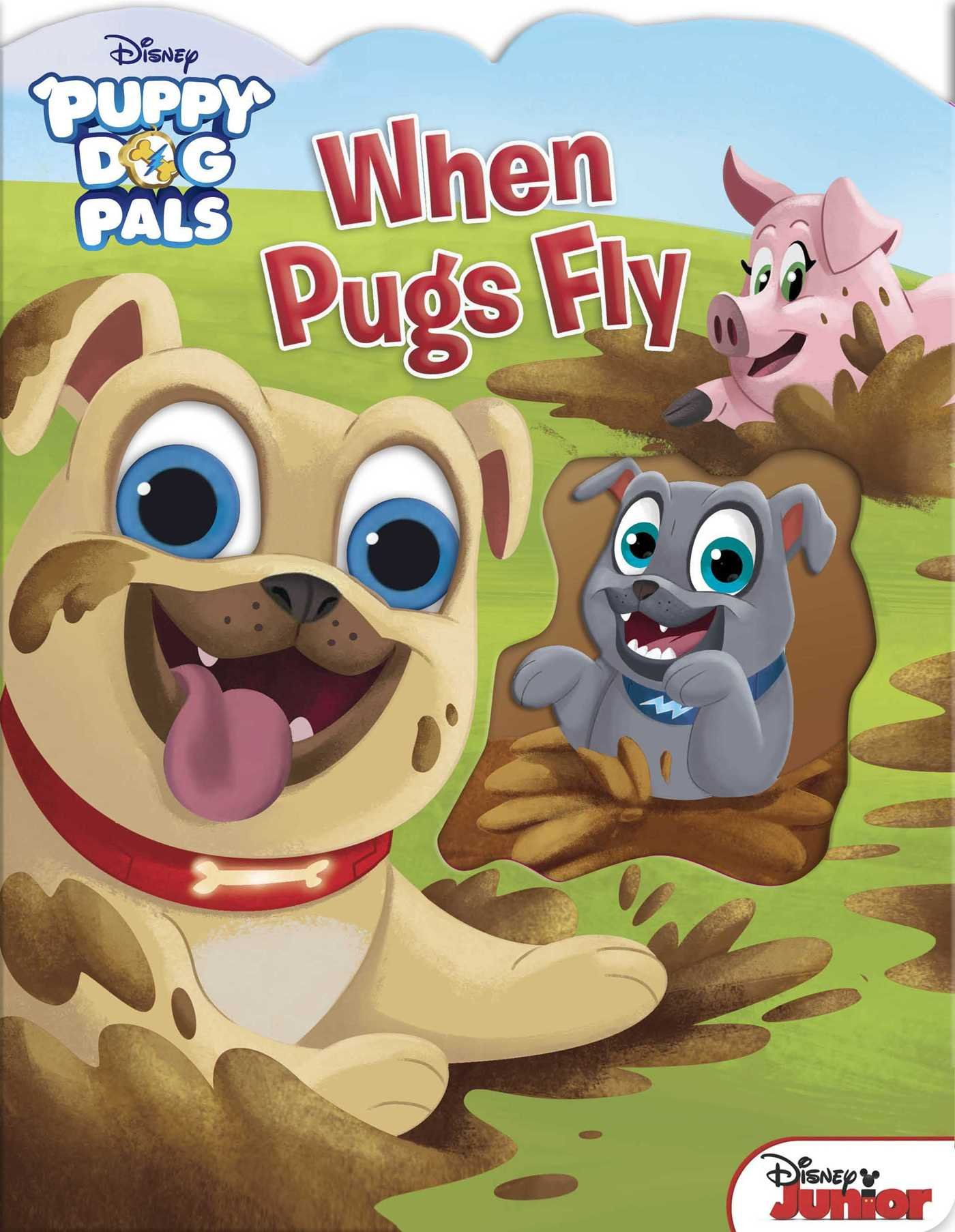 Disney Puppy Dog Pals: When Pugs Fly: Maggie Fischer, Fabrizio Petrossi:  9780794441296: Amazon.com: Books