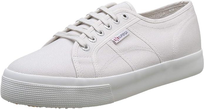 Superga Damen 2730 Cotu Sneakers Freizeitschuhe S00c3n0-901 Weiß Neu