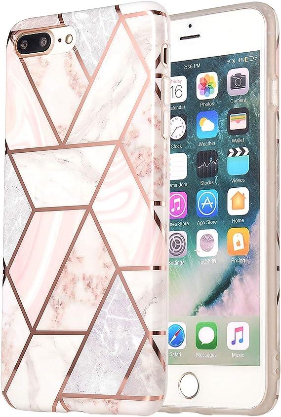Funda Para Apple iPhone X / iPhone 8 Plus / iPhone 8 Cromado / IMD