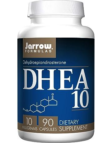 Jarrow Formulas DHEA, 10 mg, 90 Veggie Capsules