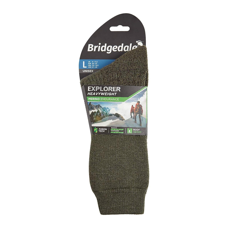 Merino Endurance Socks Bridgedale Explorer Heavy Weight Boot Height