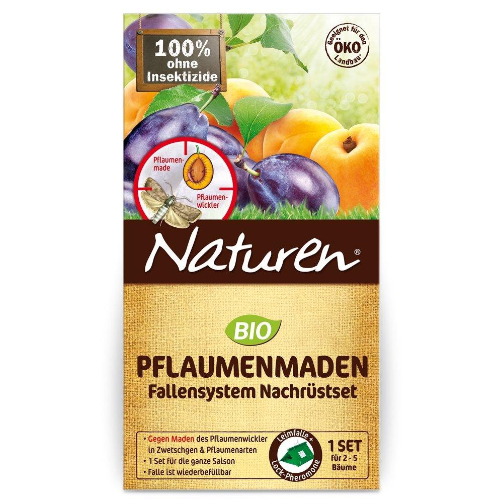 Celaflor Naturen® 'Pflaumenmaden-Falle' - Nachfüllpackung Garten Schlüter