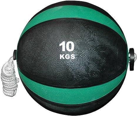 Balón medicinal cuerda CoreX - 10 kg: Amazon.es: Deportes y aire libre