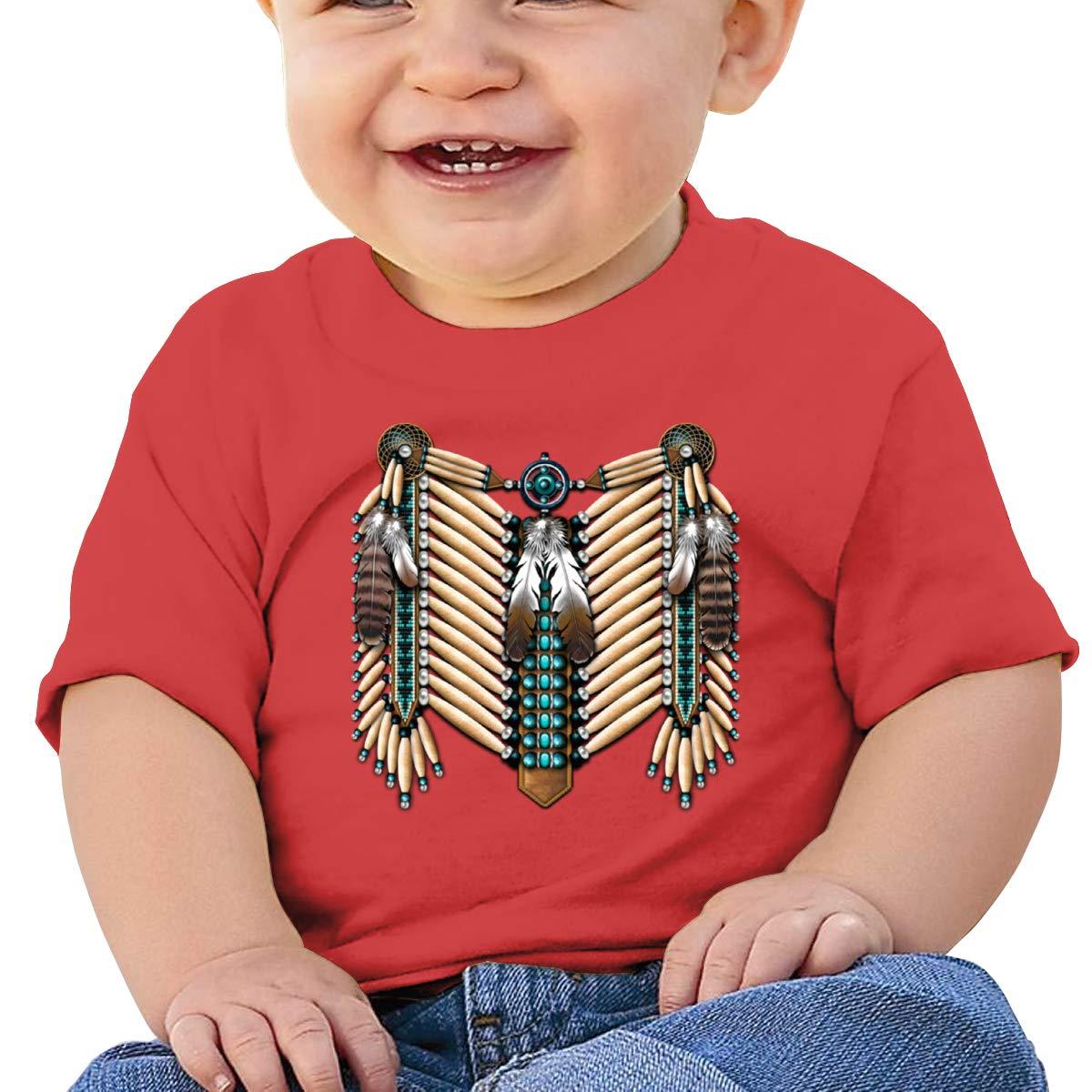 Native American Breastplate Short-Sleeve Tee Baby Boys Toddler
