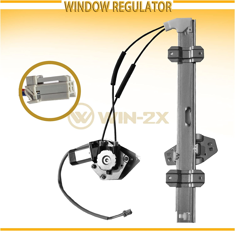 Dorman 741-713 Window Regulator /& Motor Accord Left Front 94 97 72250-SV4-A01