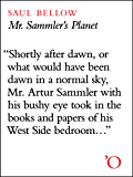 Mr. Sammler's Planet