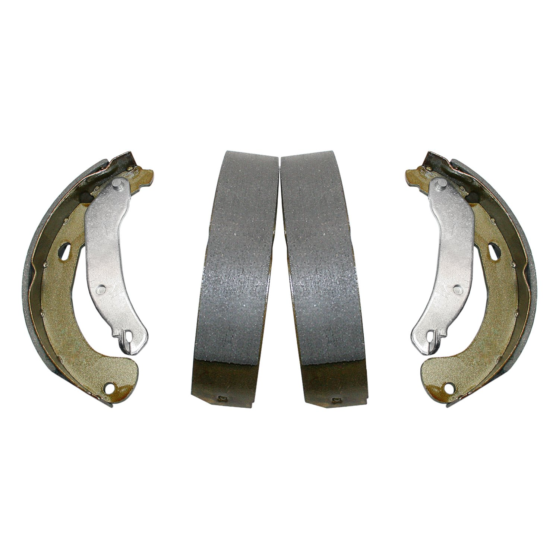 Dura International BS795 Bonded Brake Shoe