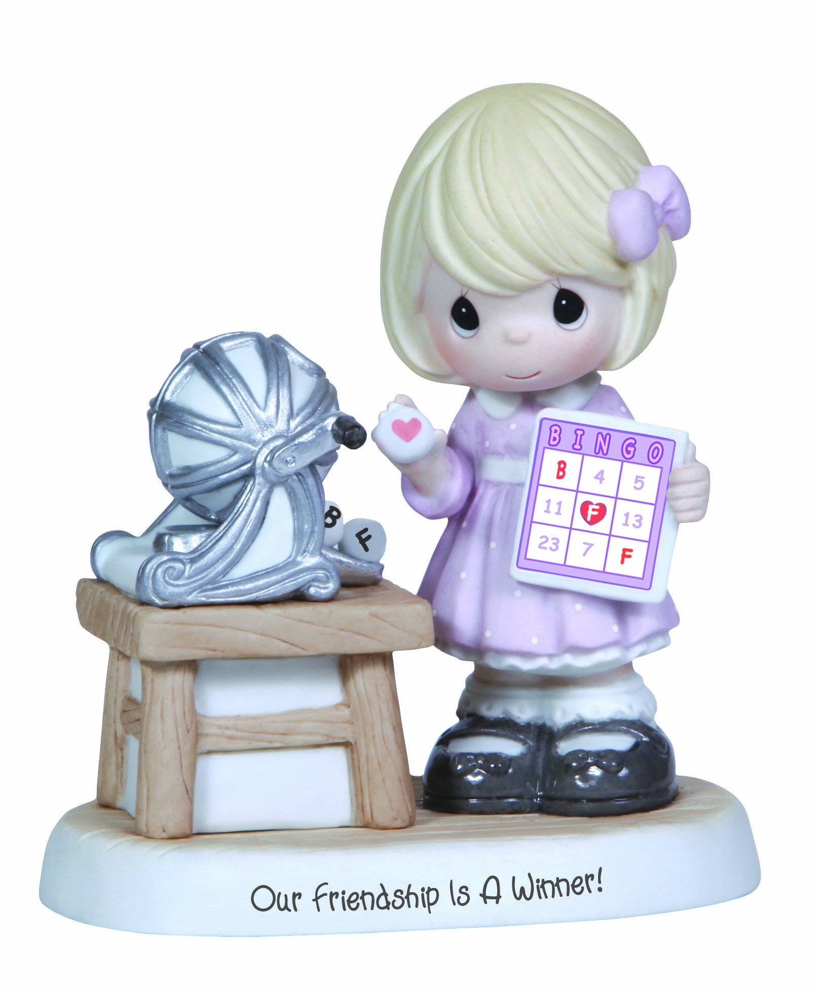 Precious Moments Our Friendship is a Winner Figurine