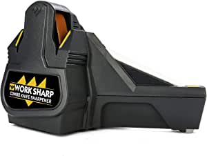 Work Sharp - WSCMB Combo Knife Sharpener Black
