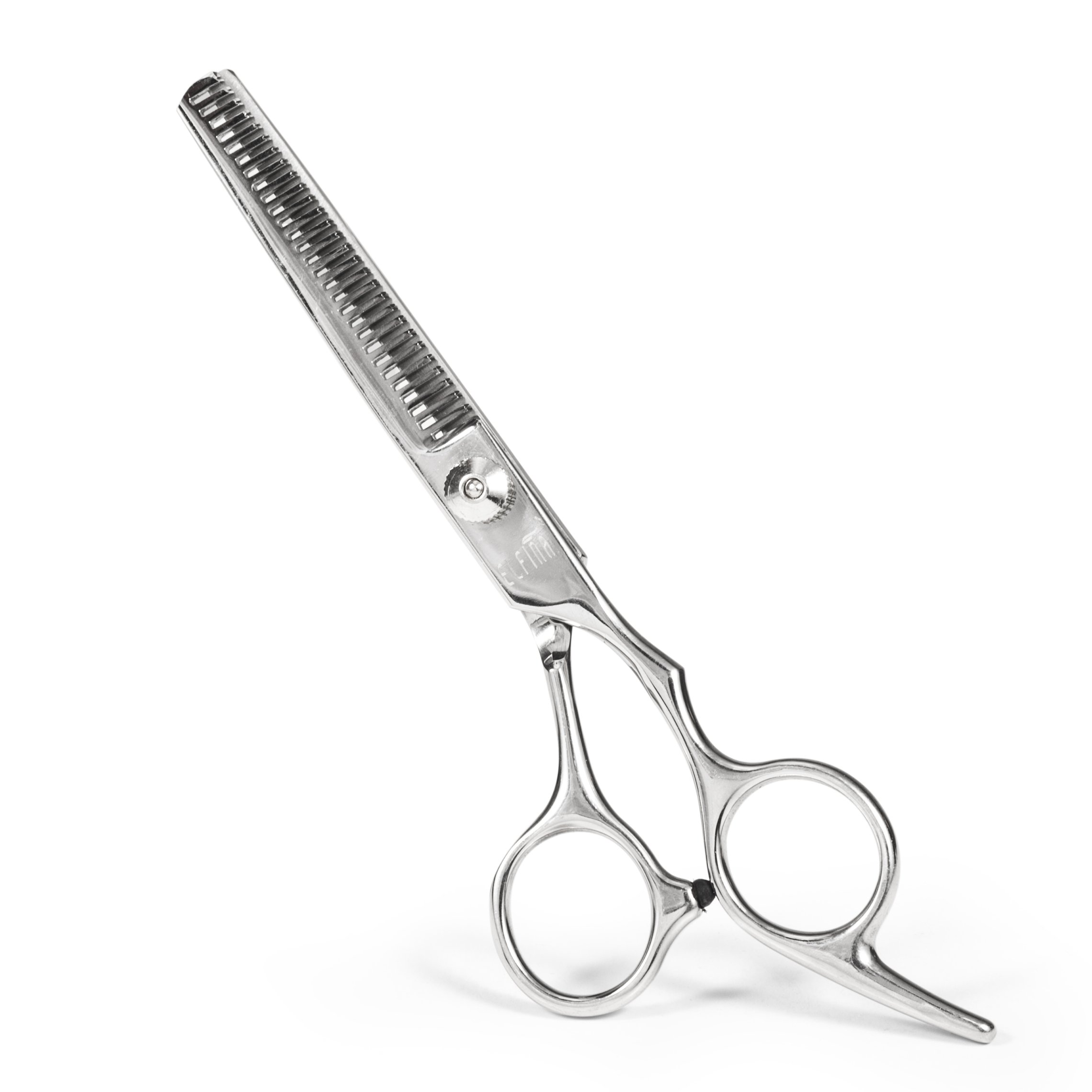 ELFINA Professional Hair Scissors Barber Hair Cutting Scissors Teeth Thinning/Texturing Hair Scissors Shears by ELFINA