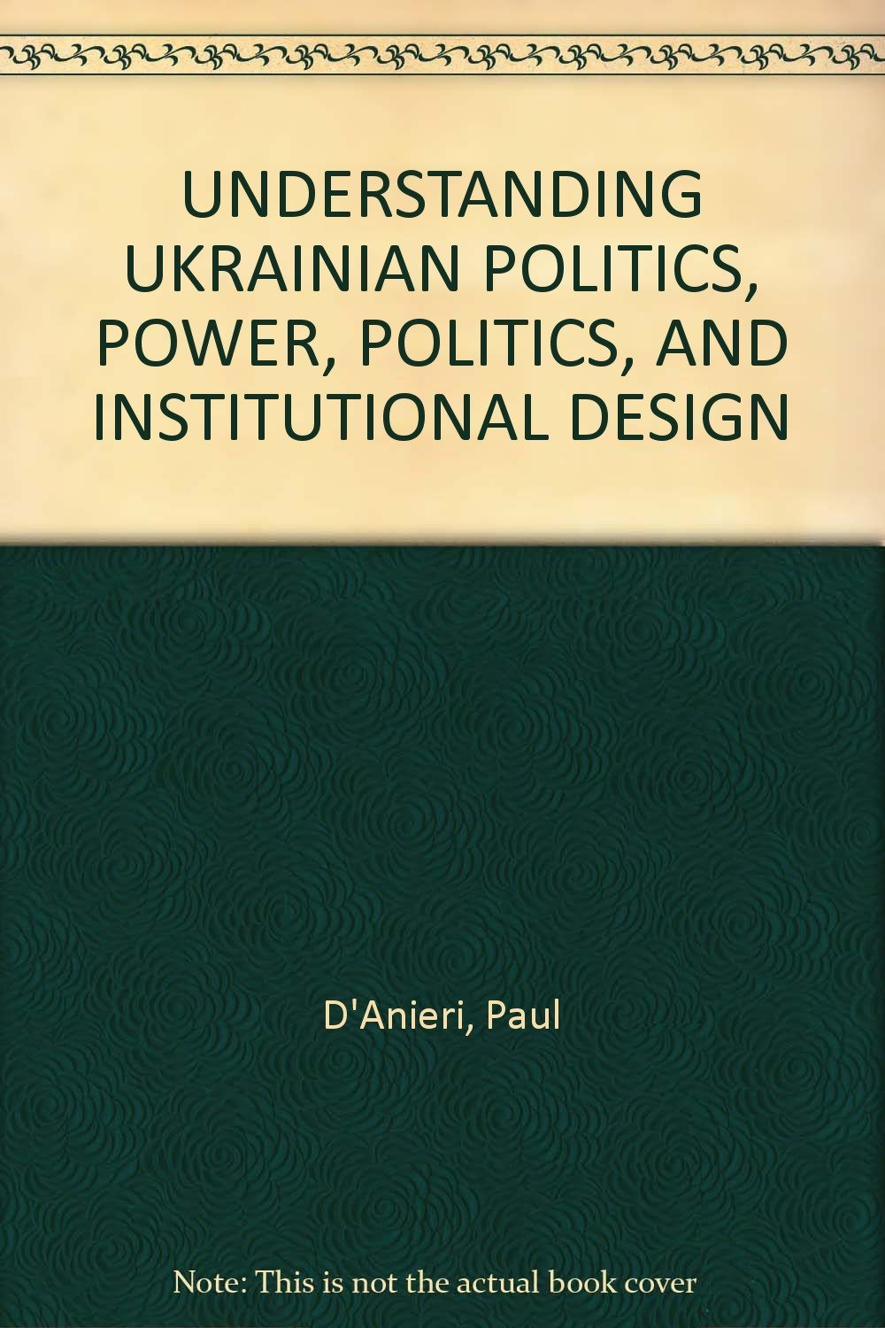 Democratic Peace - or War? Paul D'Anieri Assesses the Russia-Ukraine Conflict