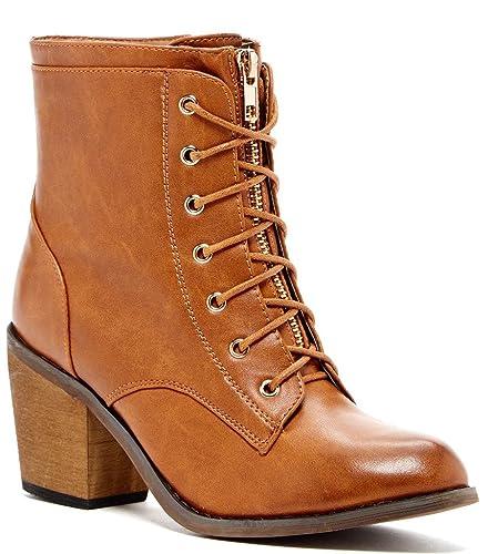 Zumos Womens Fashion Booties