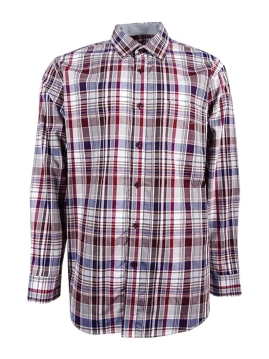 XL, Port Combo Tasso Elba Mens Plaid Shirt